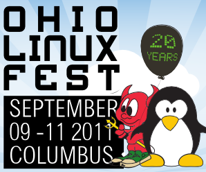 Ohio Linux Fest 2011 - Sept 9-11